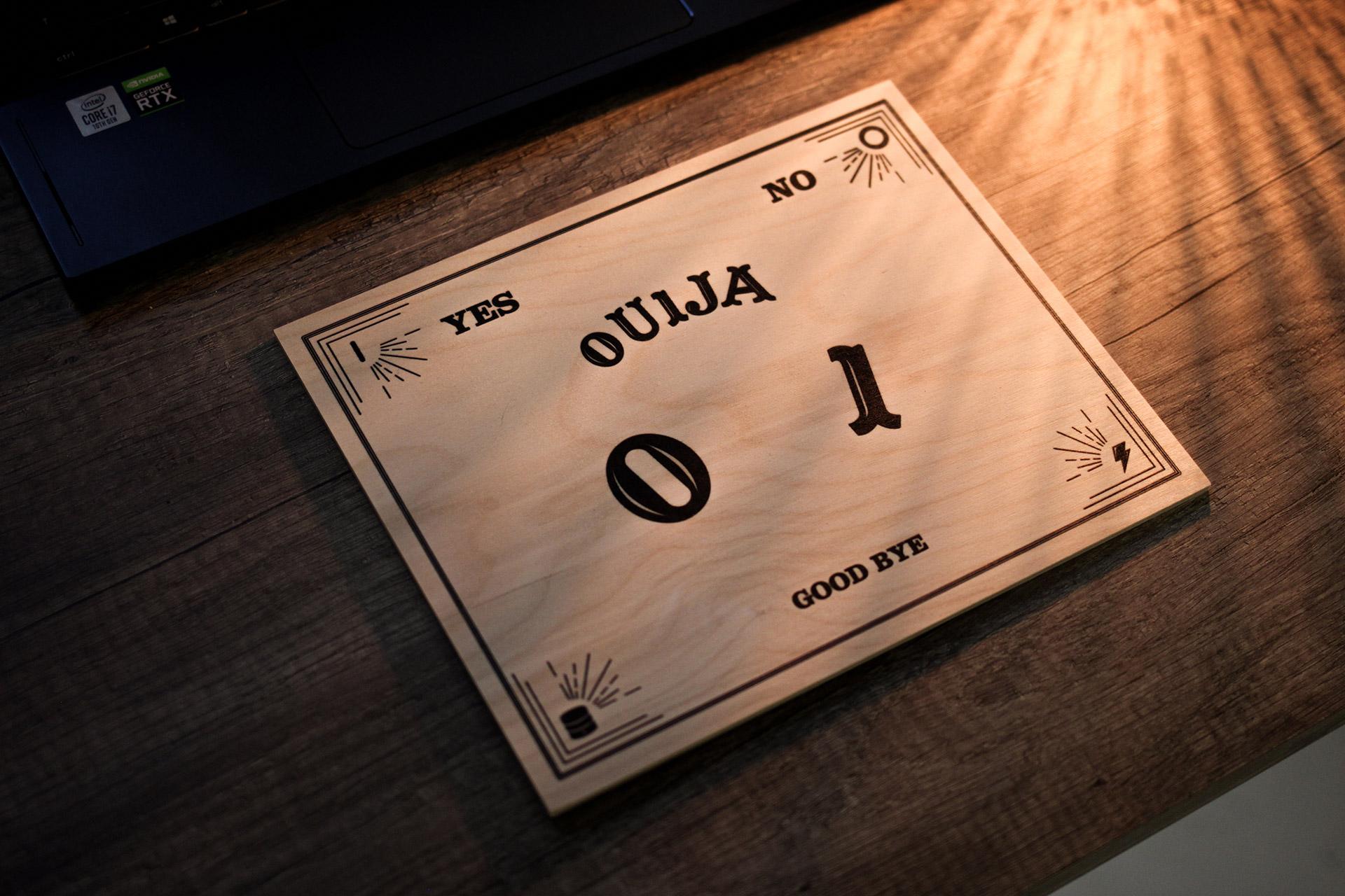 The 0u1ja board