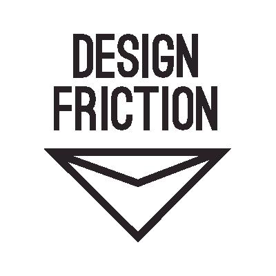 Design Friction logo